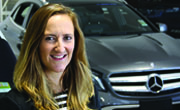 Lauren Crampton West-Star Motors Mercedes-Benz