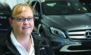 Rachel Dumughn West-Star Motors Mercedes-Benz